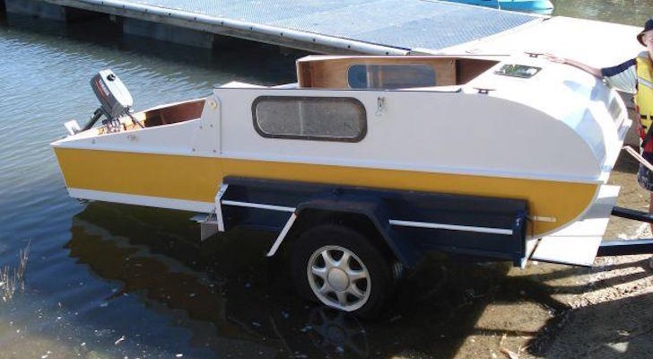 When You See This Mini Camper Cruiser, You'll Need To Build One Too