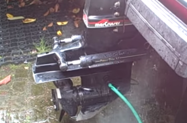 How To Properly Flush An Outboard Boat Engine