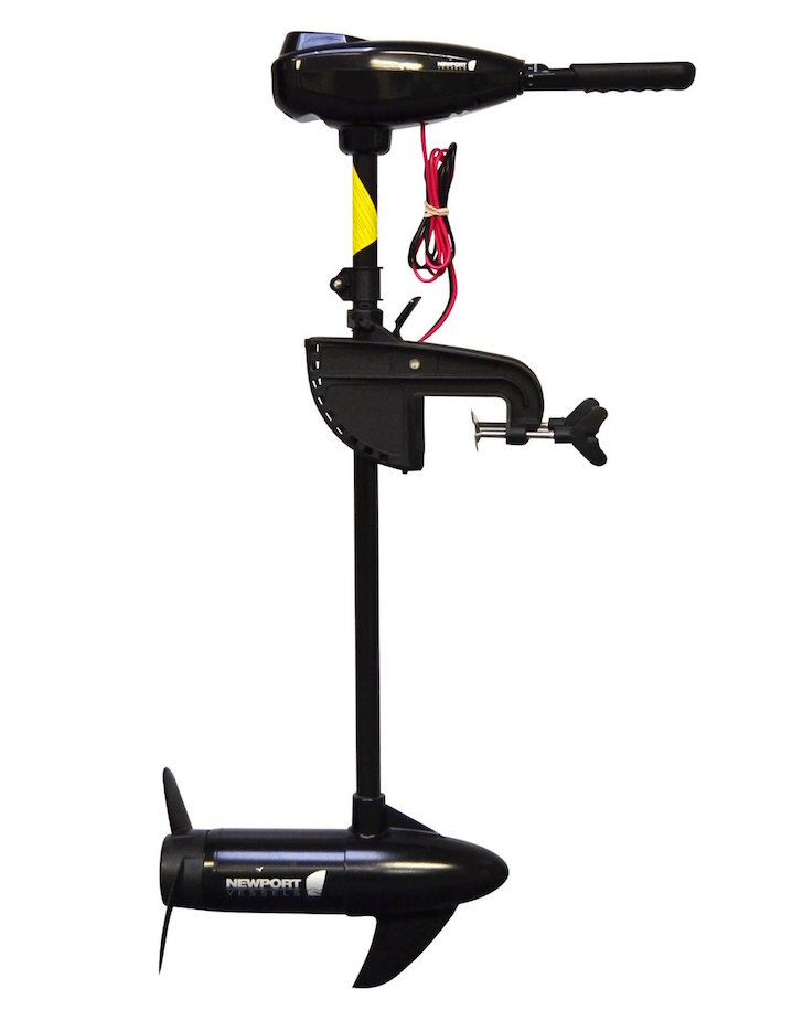 Newport electric trolling motor