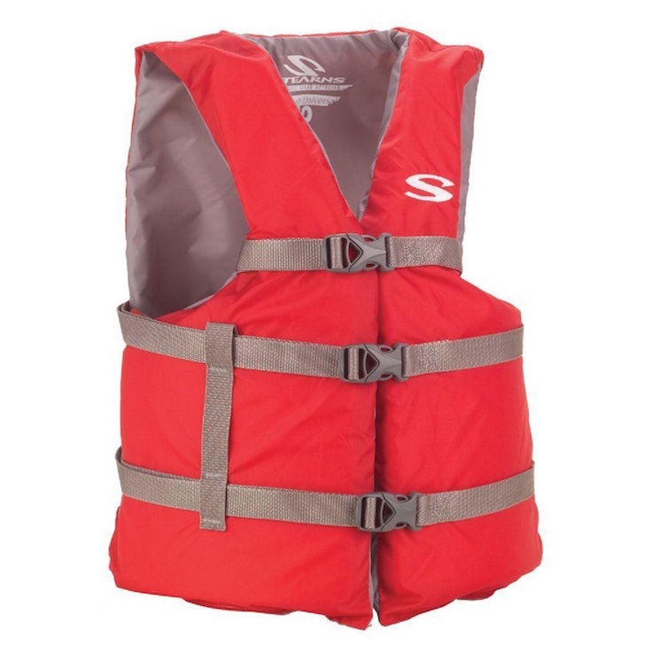 Stearns life jacket