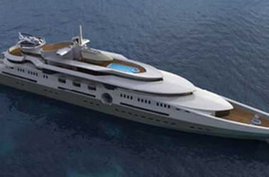 5 Outrageous Luxury Yacht Designs You Have to See To Believe