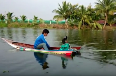 This Crazy Fast Homemade Speed Boat Will Astonish You